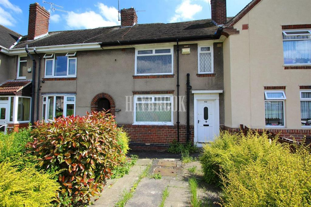 3 Bedrooms Terraced House for sale in Fulmere Crescent, Sheffield