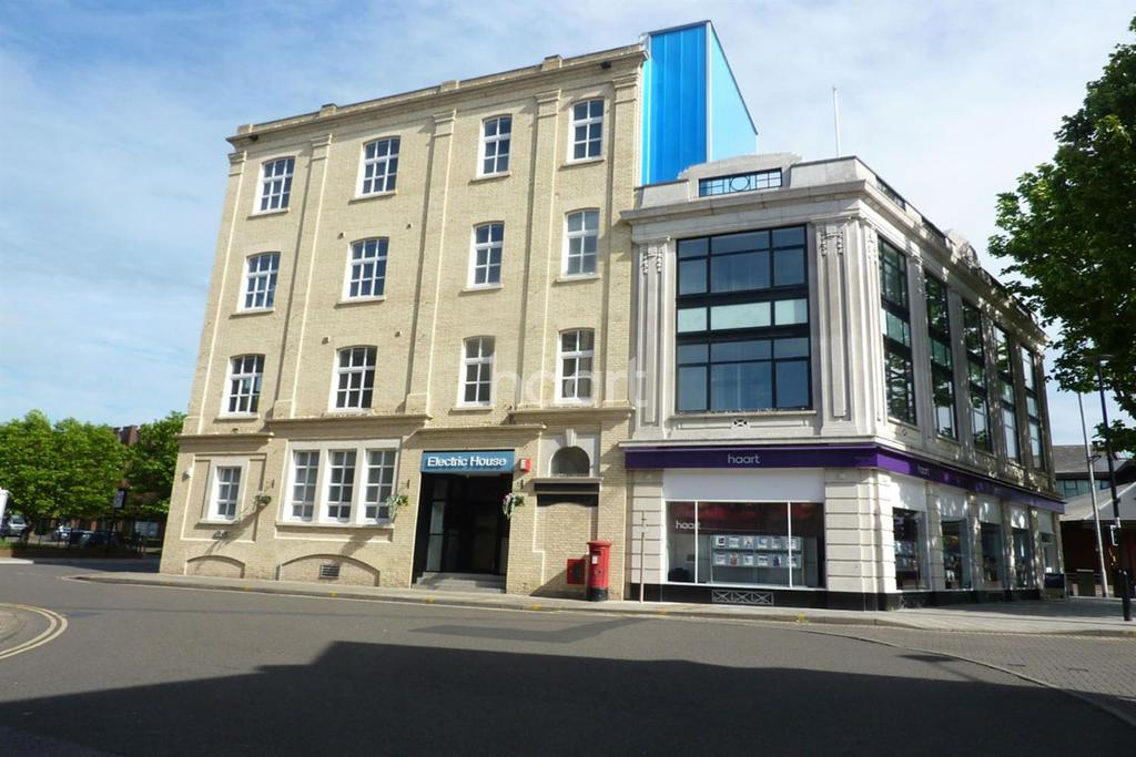 2 Bedrooms Flat for sale in Electric House, Ipswich