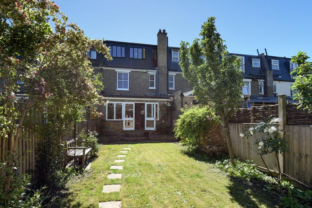 4 Bedrooms Terraced House for sale in Waldron Road, Earlsfield