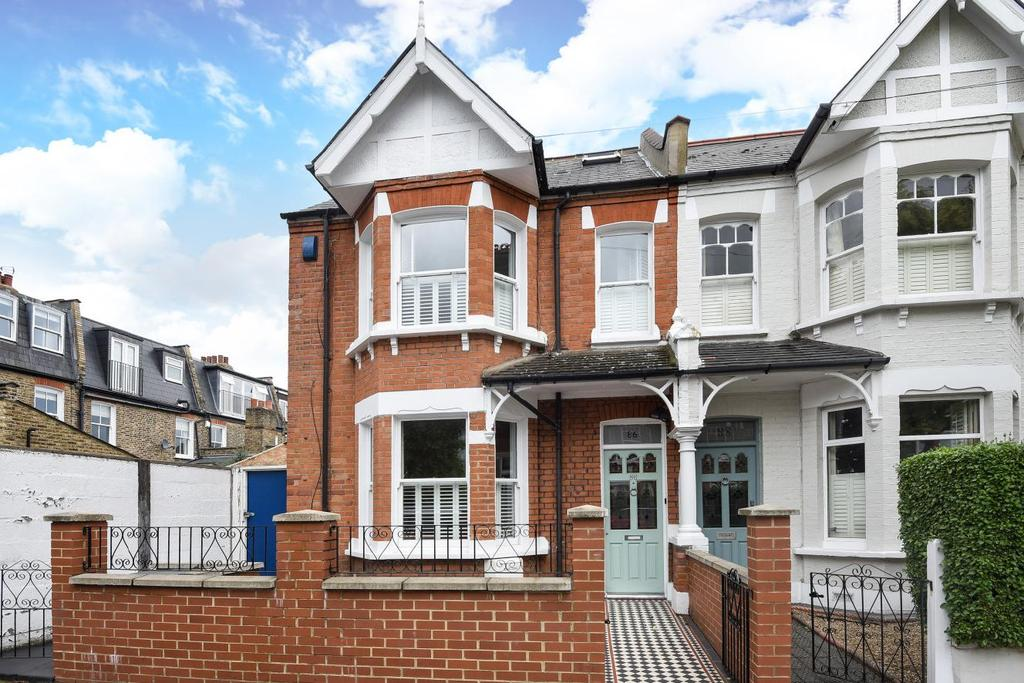5 Bedrooms End Of Terrace House for sale in Engadine Street, Southfields
