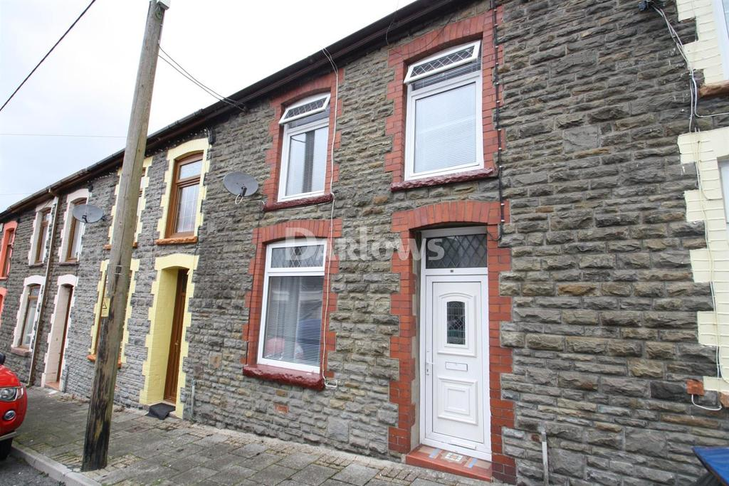 3 Bedrooms Terraced House for sale in Danywern Terrace, Ystrad