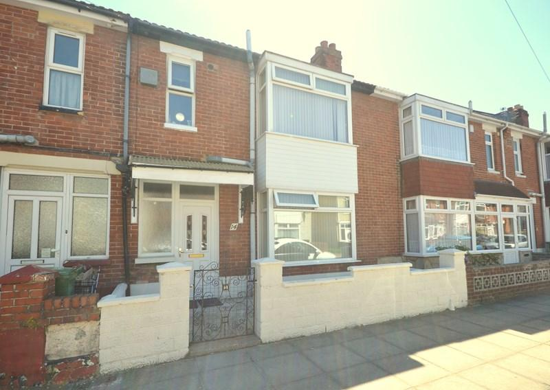3 Bedrooms Terraced House for sale in Stride Avenue, Portsmouth