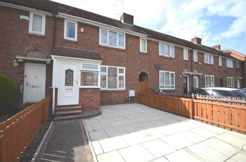 2 Bedrooms Terraced House for sale in Fenham