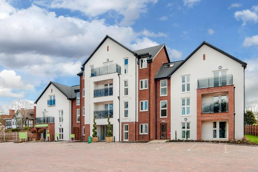 2 Bedrooms Apartment Flat for sale in Algar Court, 231 Penn Road, Wolverhampton