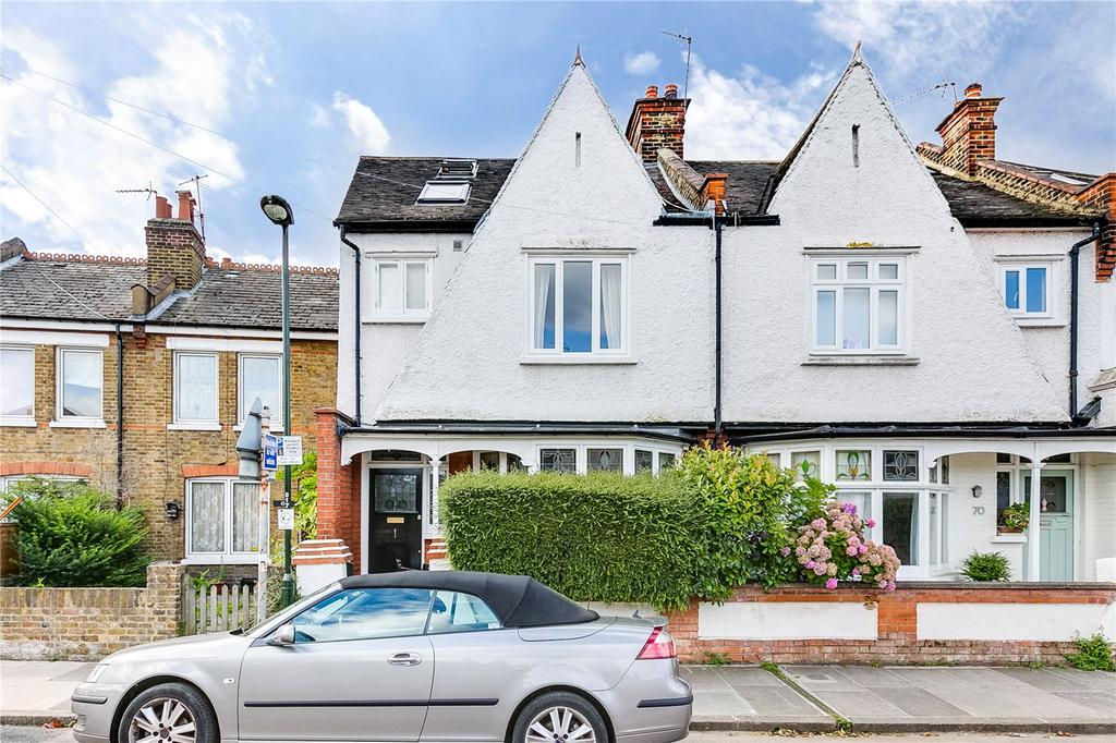 4 Bedrooms Semi Detached House for sale in South Worple Way, East Sheen, London