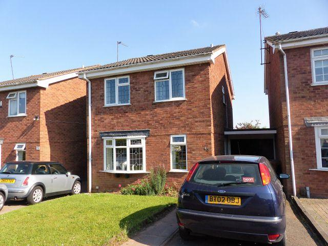 3 Bedrooms Link Detached House for sale in Francis Road,Lichfield,Staffordshire