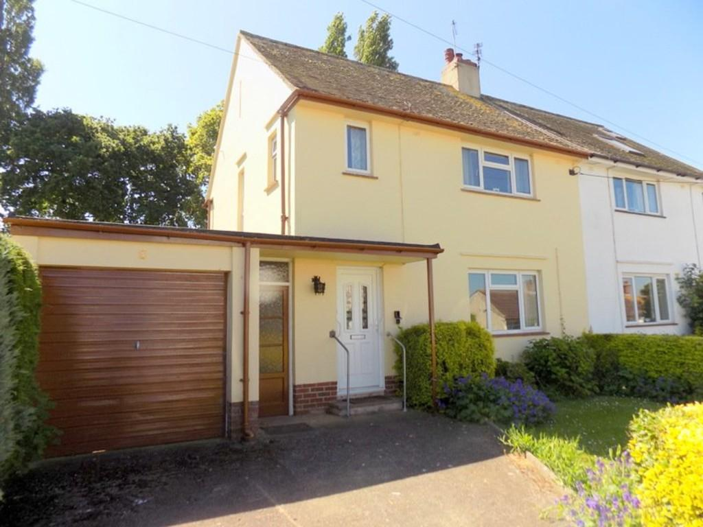 3 Bedrooms Semi Detached House for sale in Parkway, Woodbury