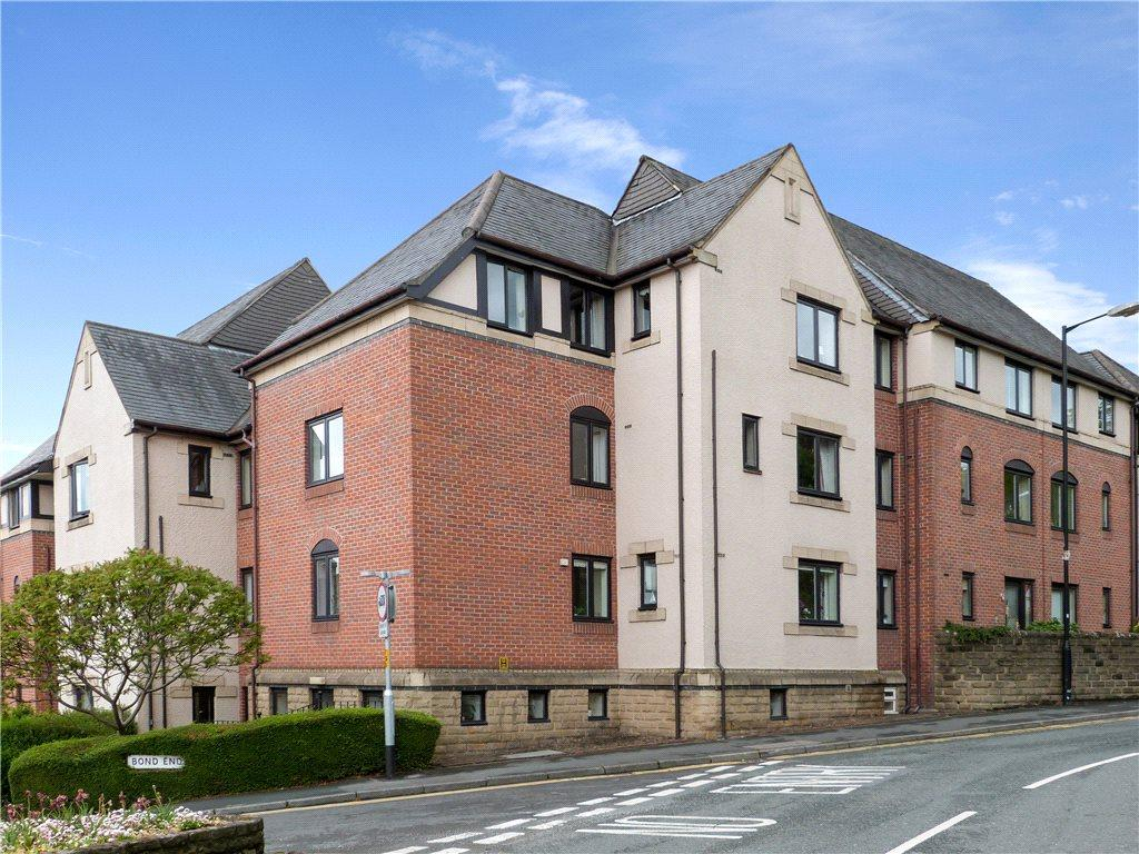 2 Bedrooms Retirement Property for sale in Vale Court, Knaresborough, North Yorkshire