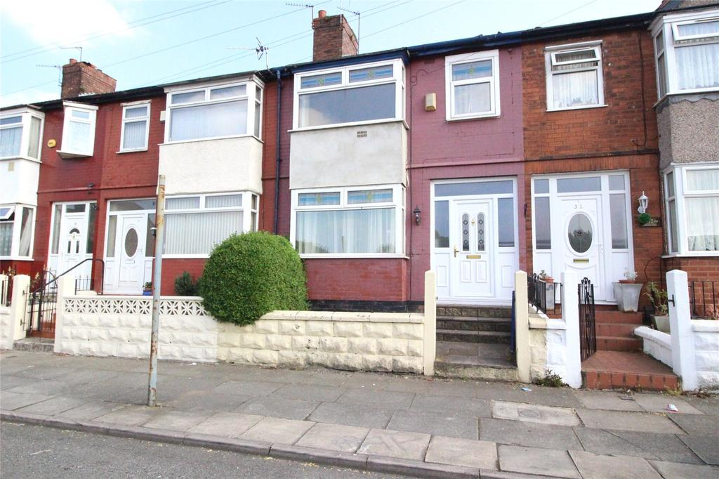 3 Bedrooms Terraced House for sale in Rossall Road, Liverpool, Merseyside, L13