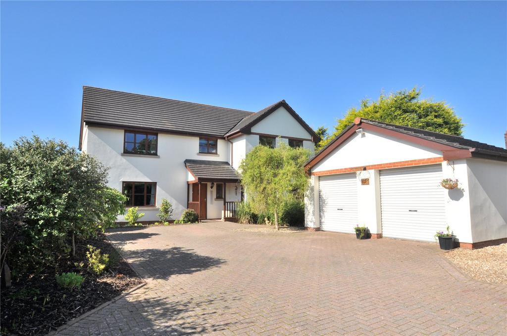 5 Bedrooms House for sale in Nomansland, Tiverton, Devon, EX16
