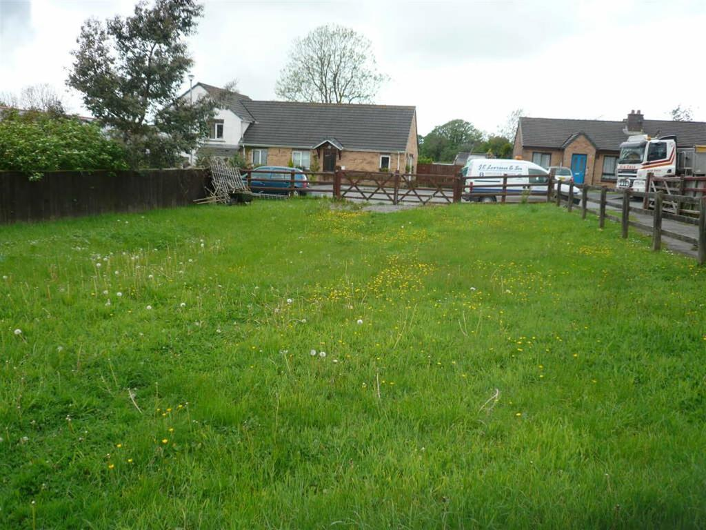Plot Commercial for sale in Clynderwen