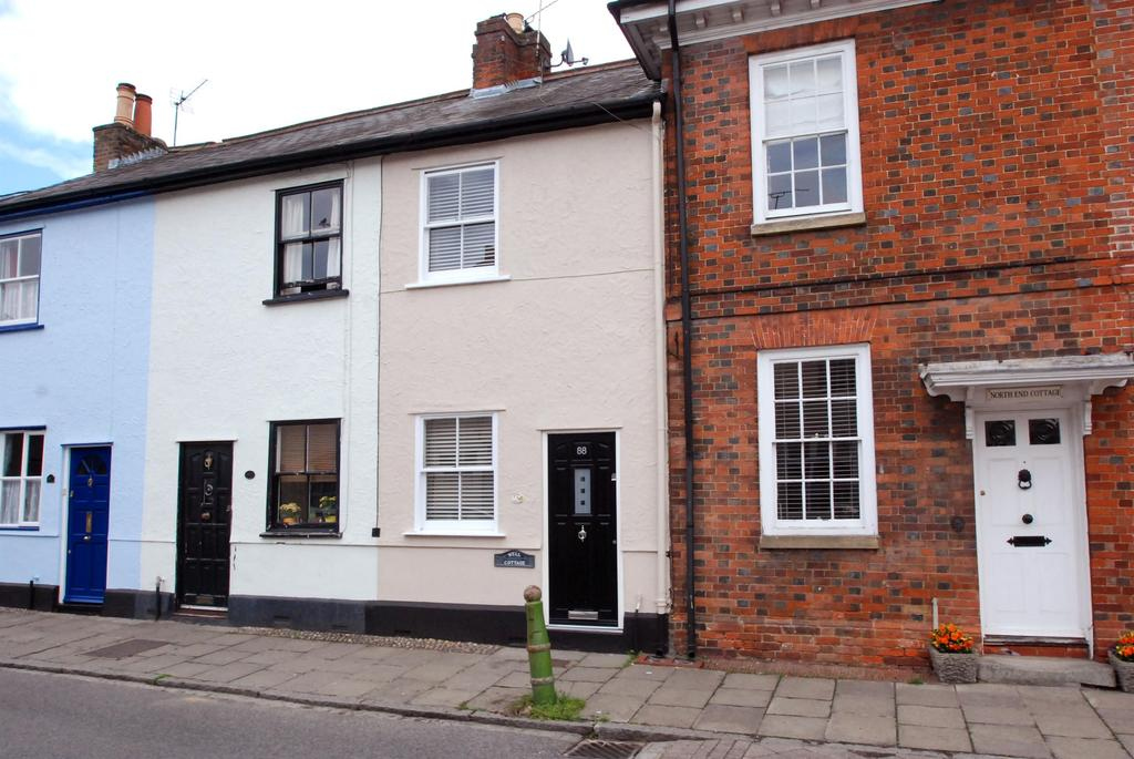 2 Bedrooms Terraced House for sale in High Street, Buntingford