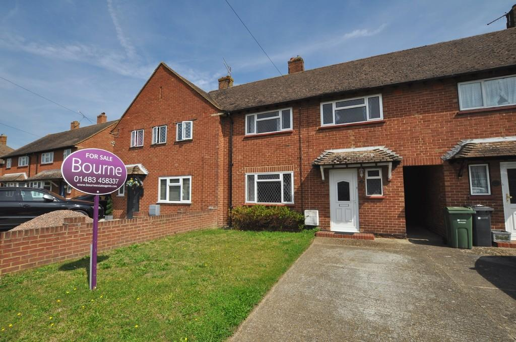 4 Bedrooms Terraced House for sale in Hornbeam Road, Guildford