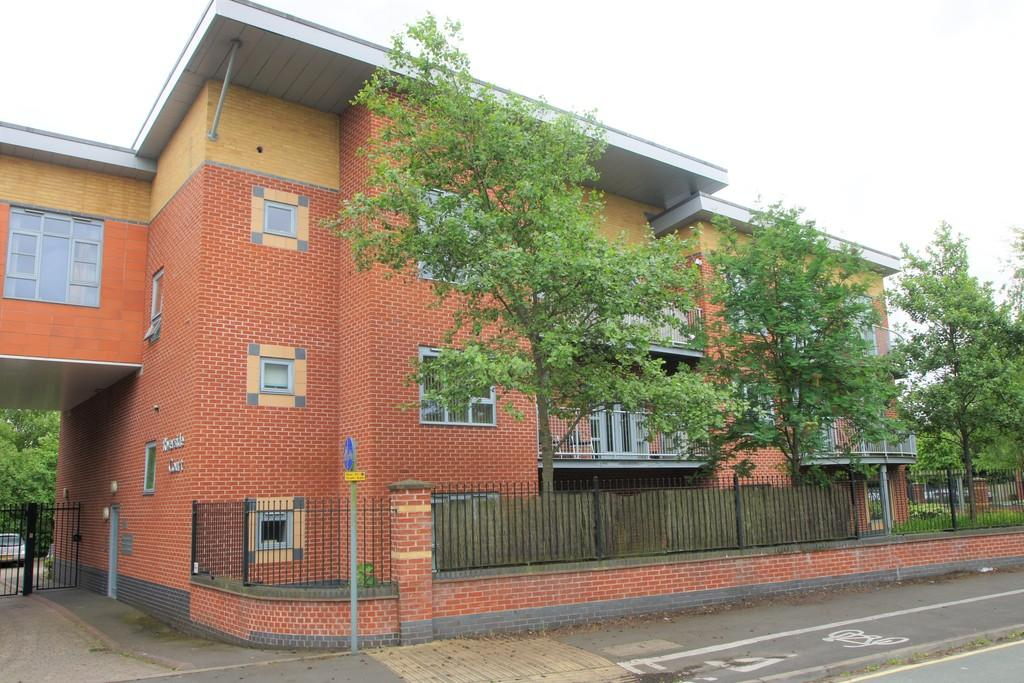 2 Bedrooms Apartment Flat for sale in Riverside Court, Girton Road, Cannock