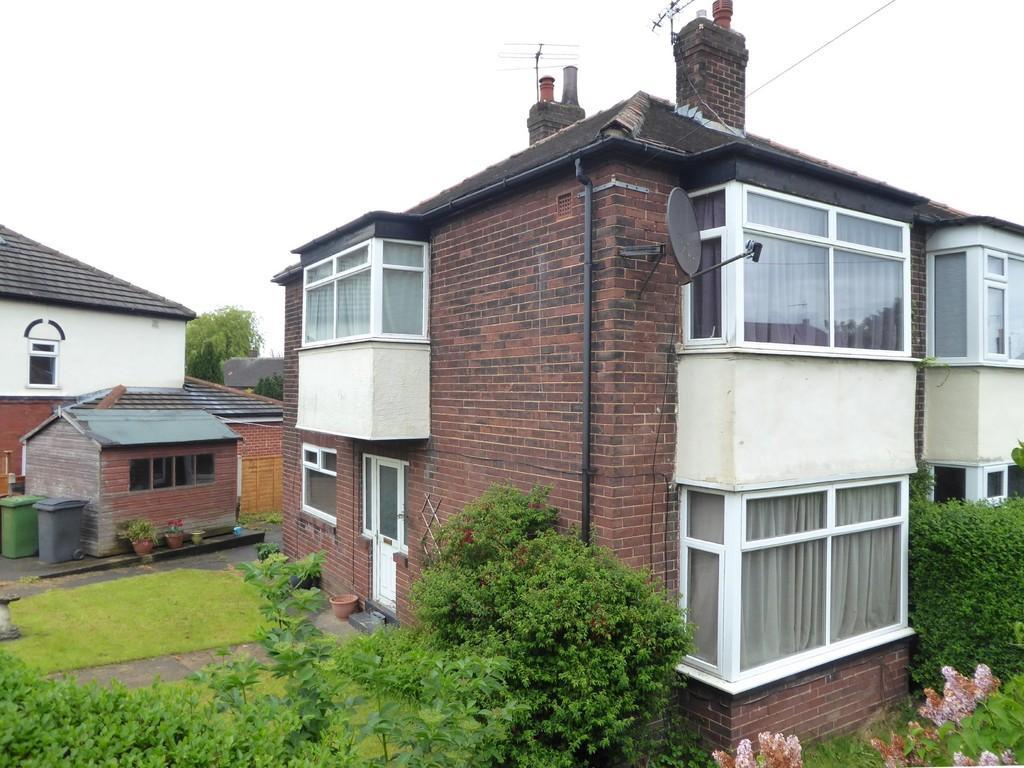 3 Bedrooms Semi Detached House for sale in Swinnow Drive, Bramley