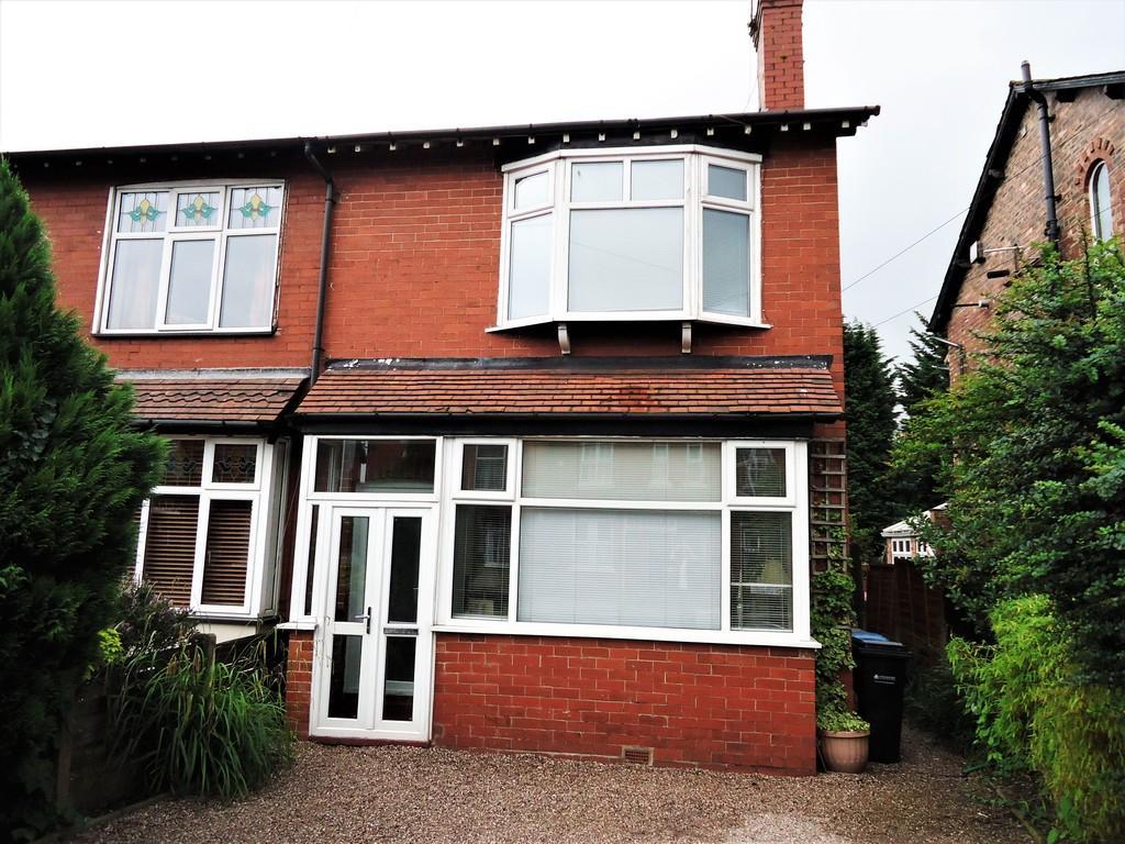 2 Bedrooms Semi Detached House for rent in Ravenoak Road, Cheadle Hulme