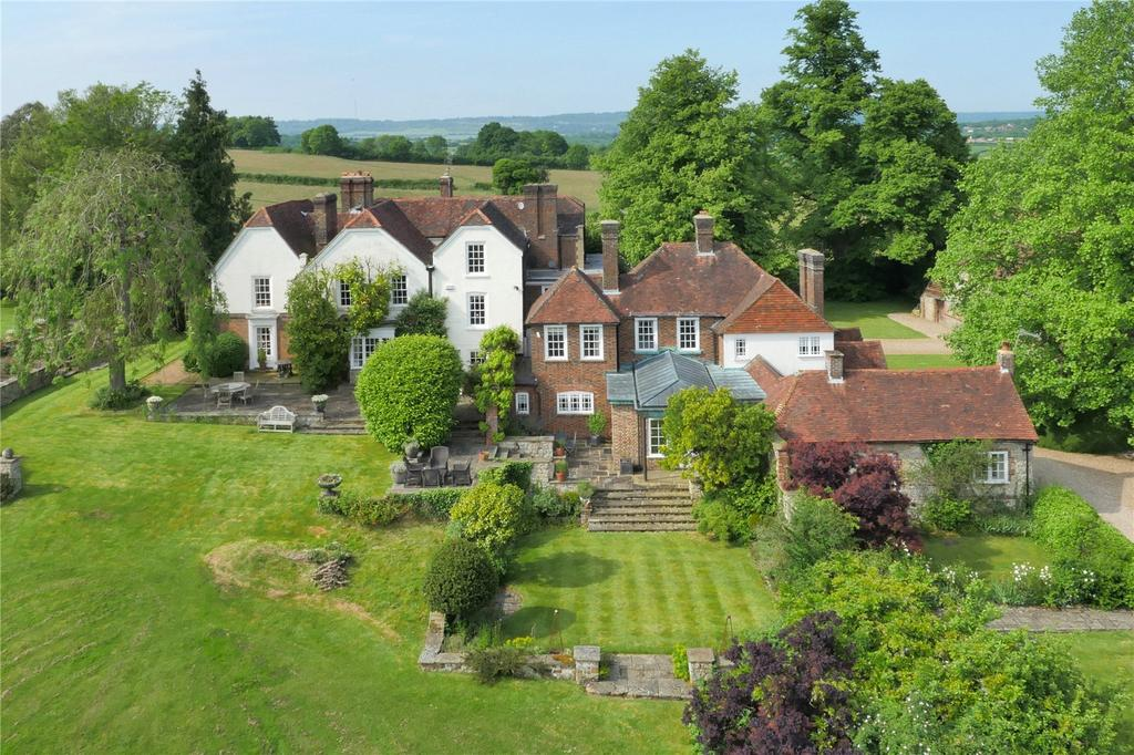 9 Bedrooms Detached House for sale in Grange Hill, Plaxtol, Sevenoaks, Kent, TN15