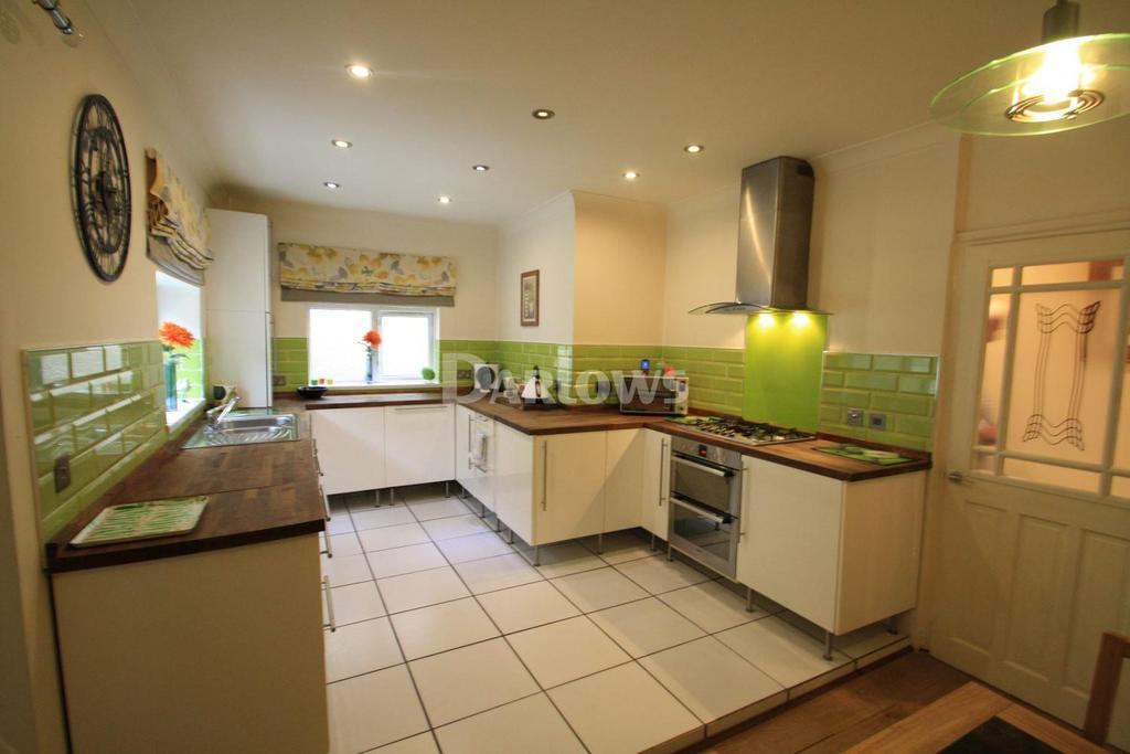 2 Bedrooms Bungalow for sale in Pen y Graig Terrace, Brynithel, Abertilley, Gwent