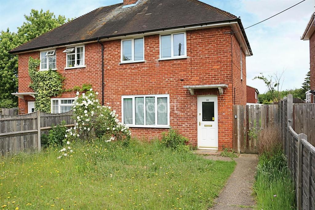 3 Bedrooms Semi Detached House for sale in Binfield Road, Priestwood