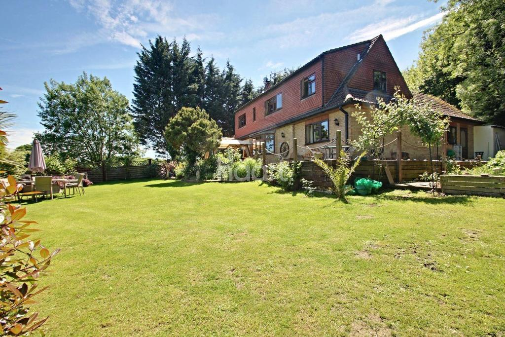 3 Bedrooms Detached House for sale in Rushmore Hill, Knockholt