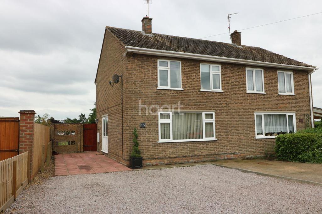 3 Bedrooms Semi Detached House for sale in Doddington