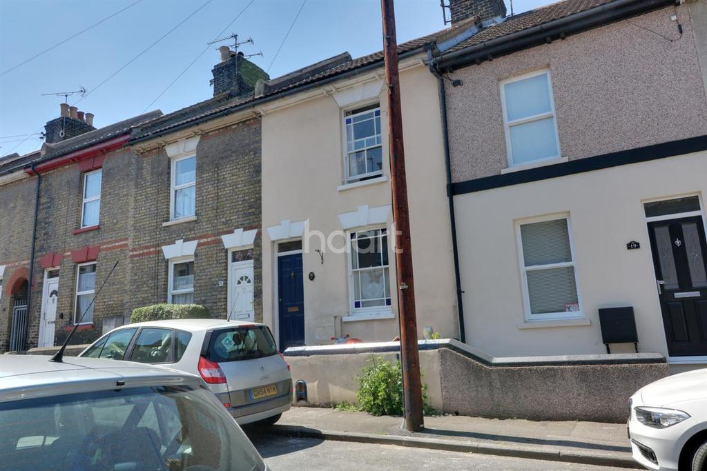 2 Bedrooms Terraced House for sale in Rochester