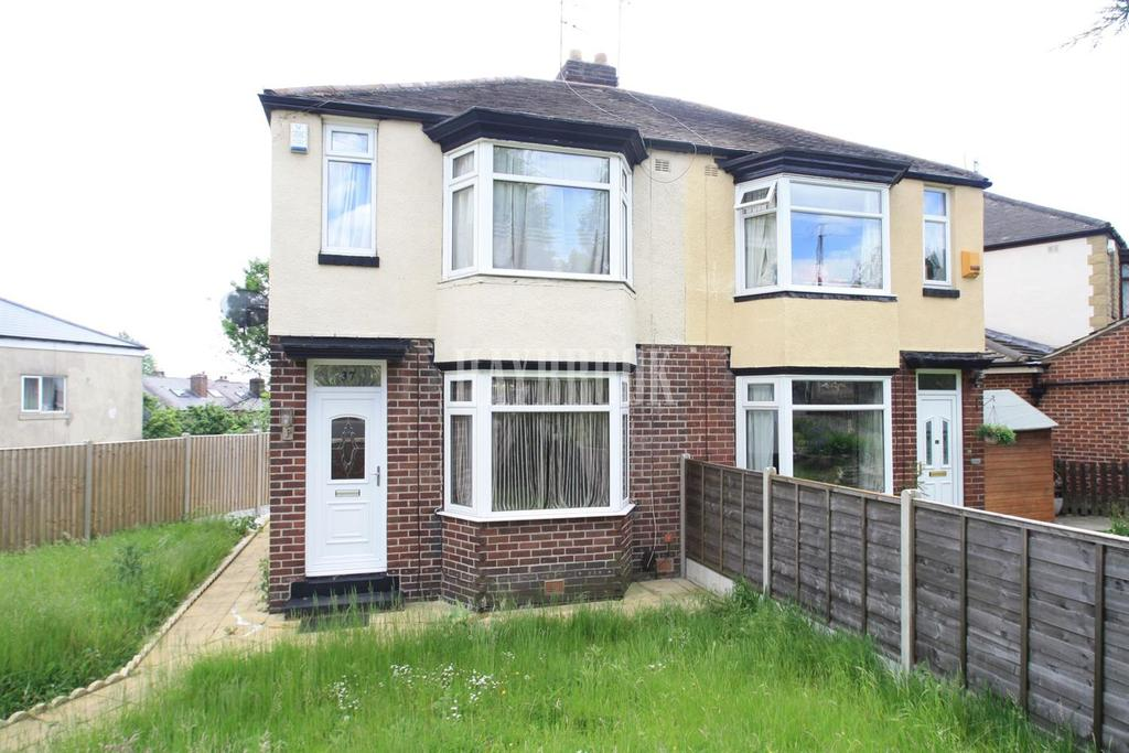 3 Bedrooms Semi Detached House for sale in Shirecliffe Lane