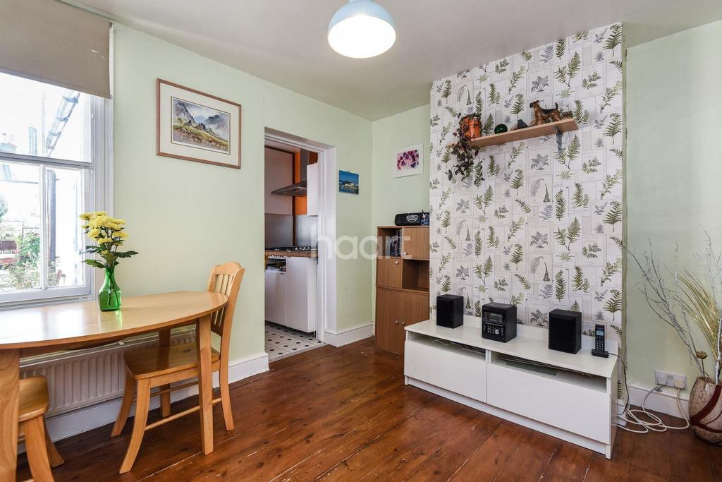 2 Bedrooms End Of Terrace House for sale in Theobald Road