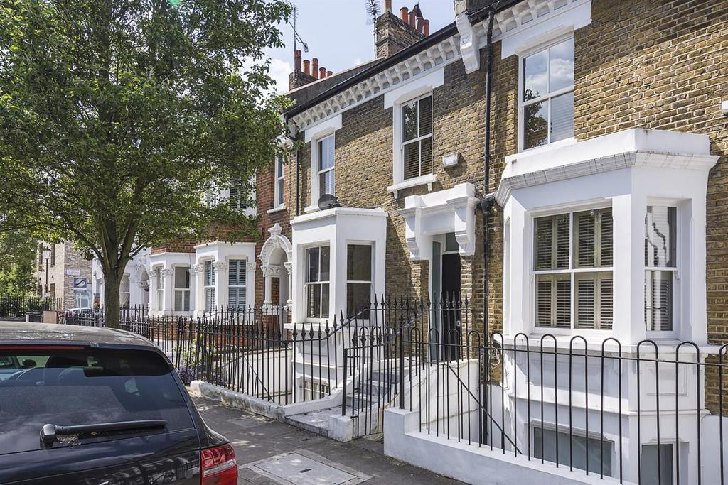 3 Bedrooms Flat for sale in Upcerne Road, SW10