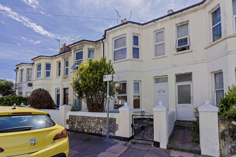 3 Bedrooms Terraced House for sale in Gordon Road, Worthing