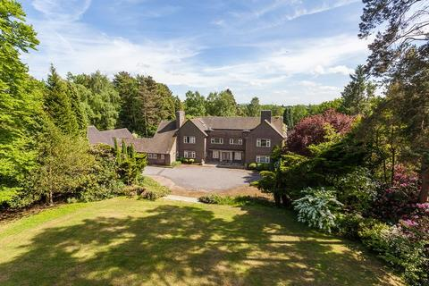 5 bedroom detached house for sale - Chelford Road, Prestbury