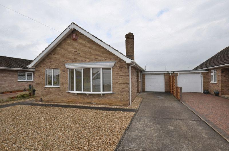 2 Bedrooms Detached Bungalow for sale in Cheltenham Close, Scunthorpe
