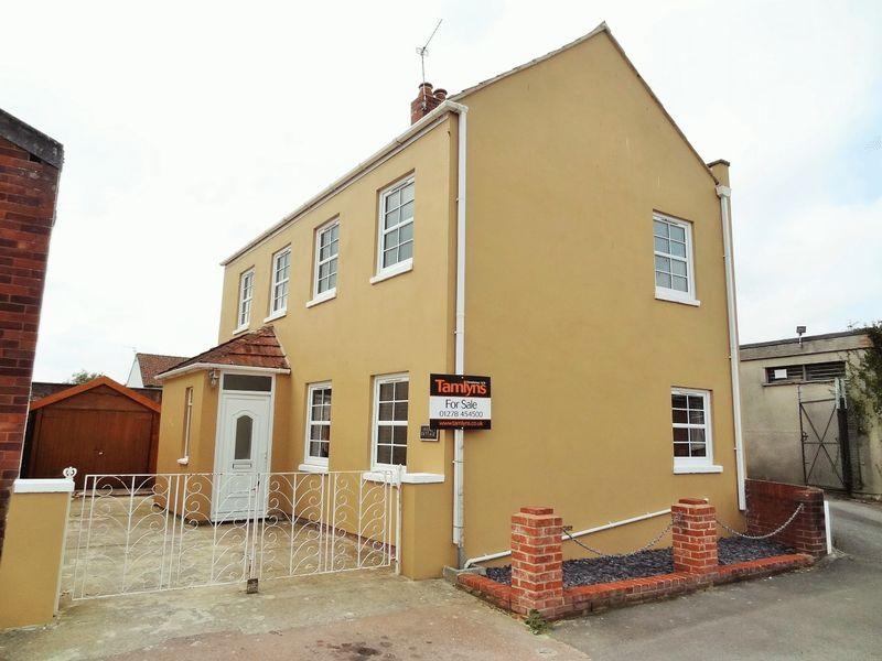 3 Bedrooms Detached House for sale in Mount Street, Bridgwater