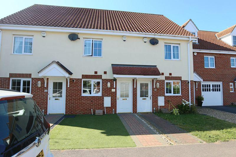 3 Bedrooms Terraced House for sale in Heritage Close, Kessingland, Lowestoft