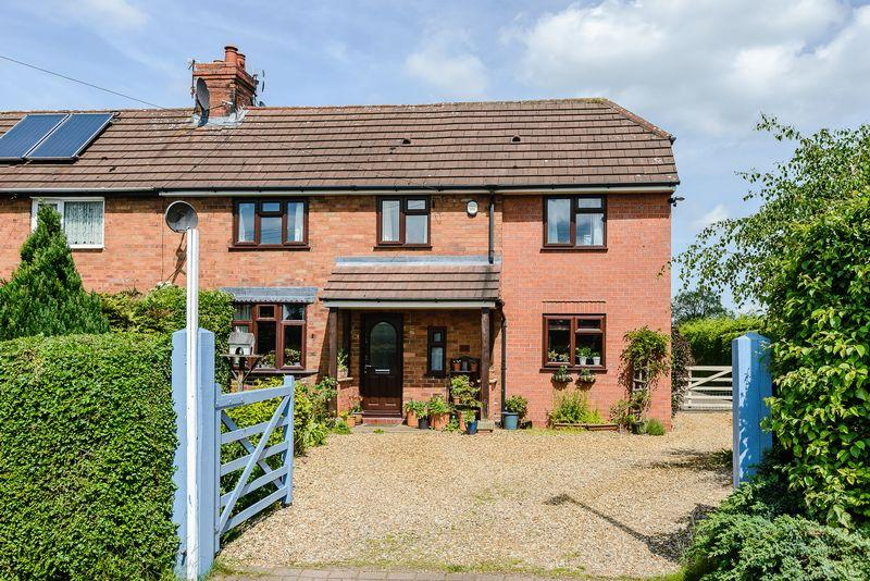 3 Bedrooms Semi Detached House for sale in Little Budworth, Nr. Tarporley