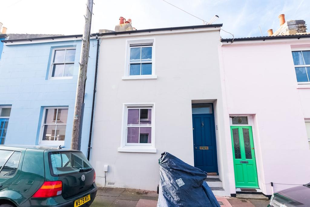 2 Bedrooms Terraced House for sale in Scotland Street, Brighton, BN2