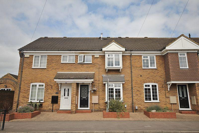 3 Bedrooms Terraced House for sale in High Street, Westoning