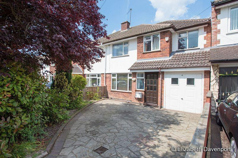 4 Bedrooms Semi Detached House for sale in Monks Road, Binley Woods