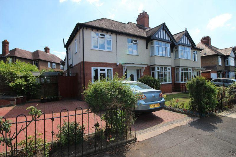 5 Bedrooms Semi Detached House for sale in Woodfield Avenue, Shrewsbury