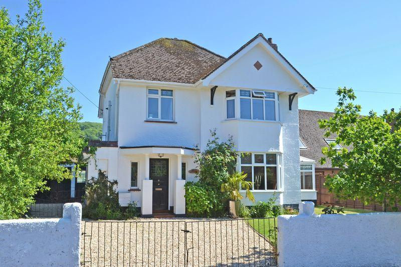 3 Bedrooms Detached House for sale in Harcombe Lane, Sidford, Sidmouth