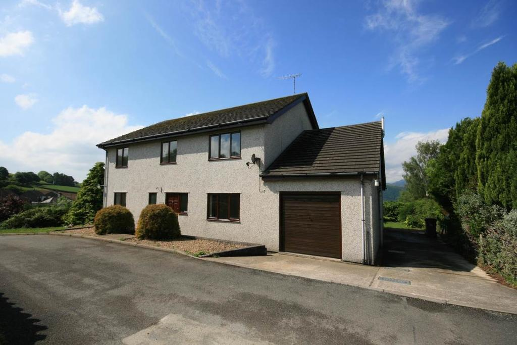 5 Bedrooms Detached House for sale in Siabod, Llanddoged, LL26 0DZ