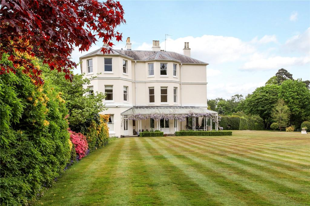 2 Bedrooms Flat for sale in Kings Ride House, Prince Albert Drive, Ascot, Berkshire, SL5