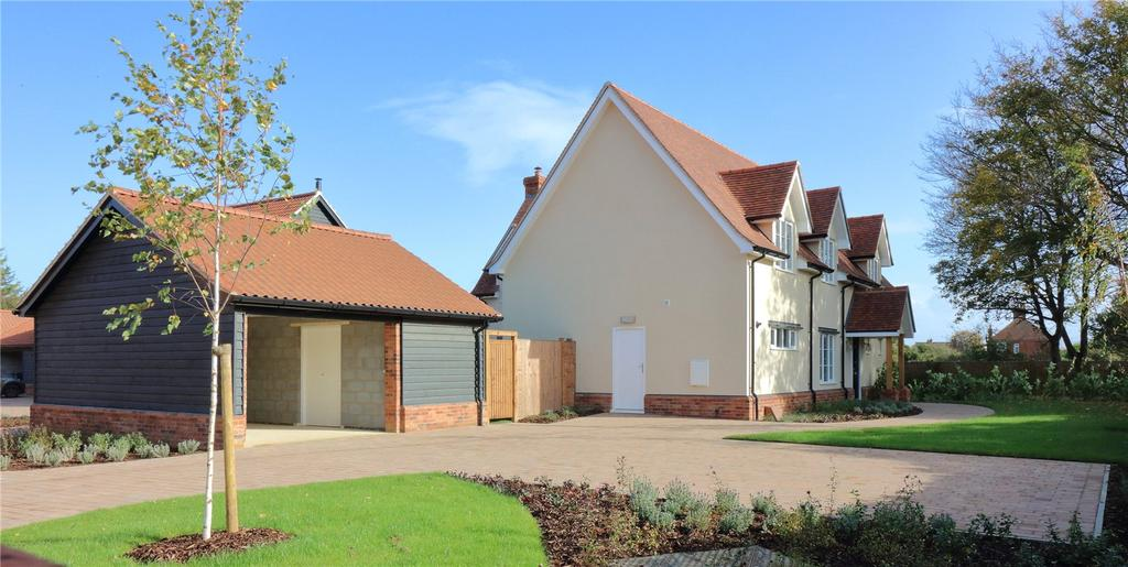 5 Bedrooms Detached House for sale in Pastures View, The Pastures, Ongar Road, Writtle, CM1