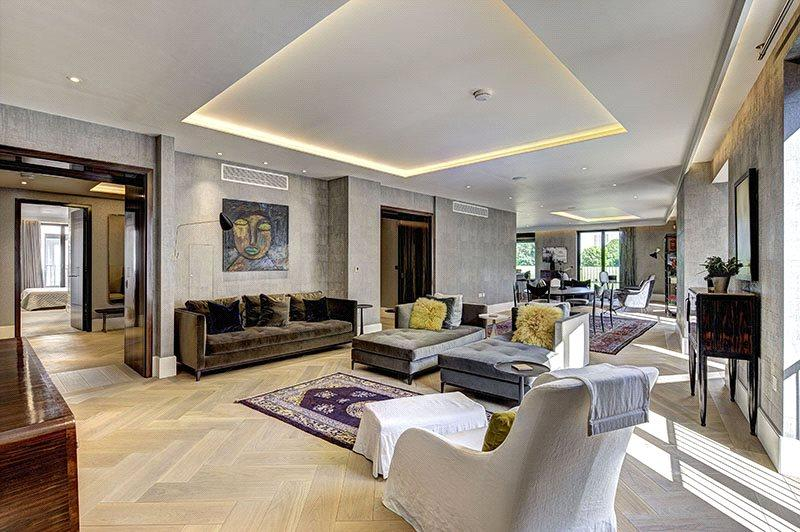 3 Bedrooms Flat for sale in St. Edmunds Terrace, London, NW8