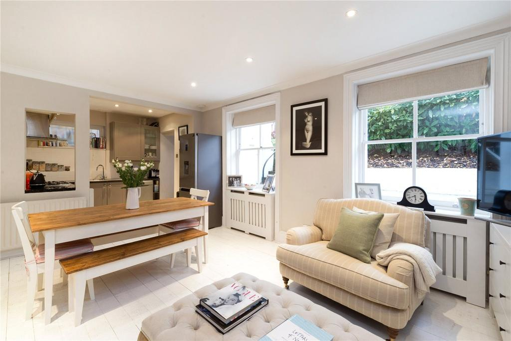 3 Bedrooms Flat for sale in St. Ann's Crescent, London, SW18