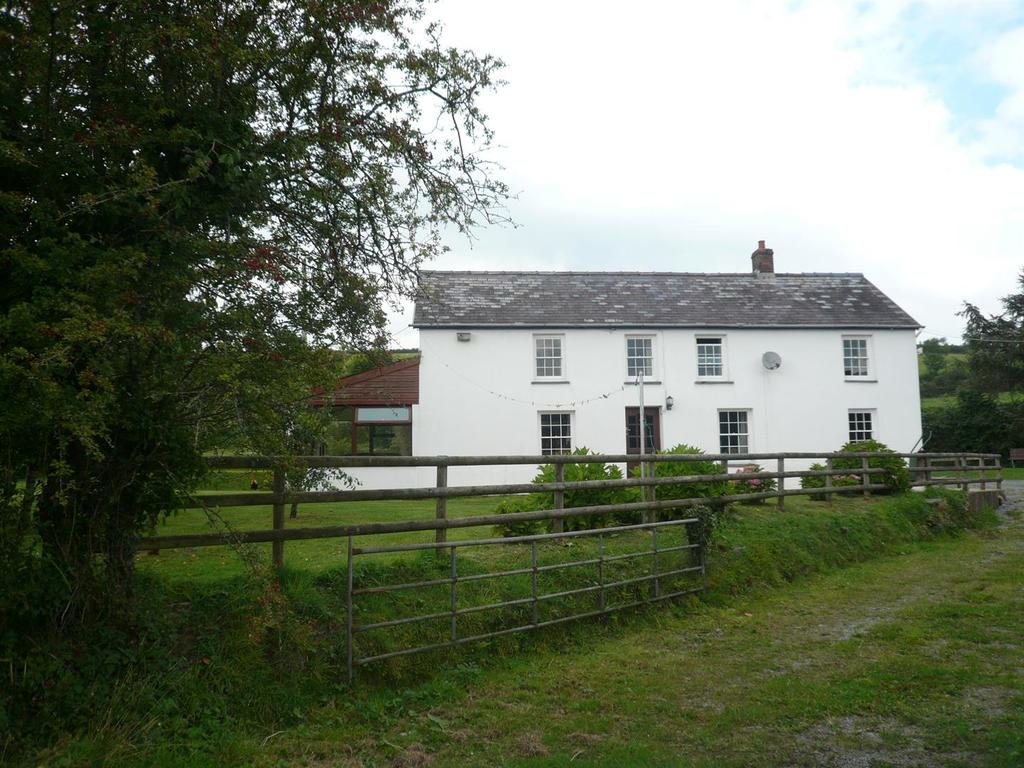 3 Bedrooms Land Commercial for sale in Meidrim, Carmarthen