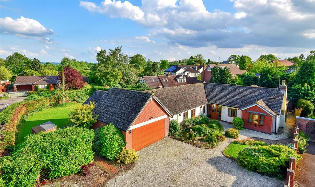 4 Bedrooms Detached Bungalow for sale in Six Hills Road, Ragdale
