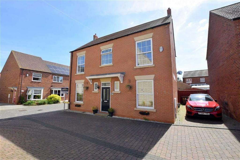 4 Bedrooms Detached House for sale in Bygott Walk, New Waltham, North East Lincolnshire