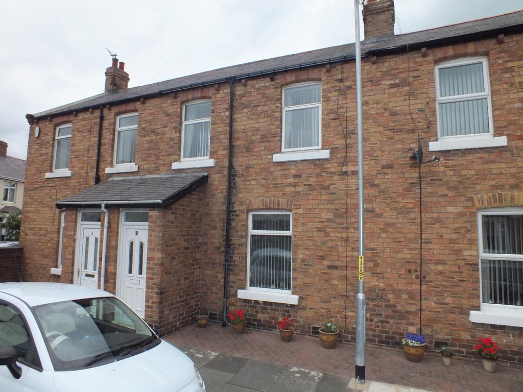 3 Bedrooms Terraced House for sale in Arcadia Terrace, Blyth