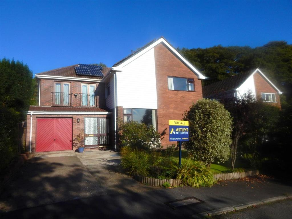 5 Bedrooms House for sale in St. Catwg Walk, Mayals